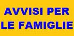 Logo avvisi per le famiglie