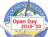 Open day 2019-'20