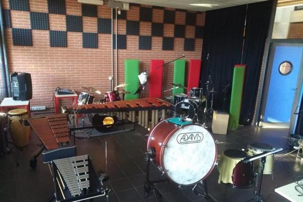 Aula percussioni