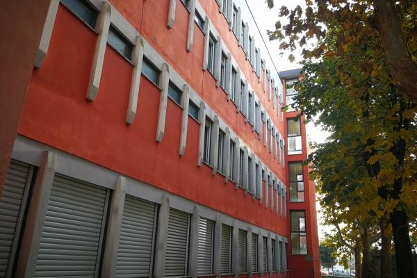 Liceo Cicognini esterno