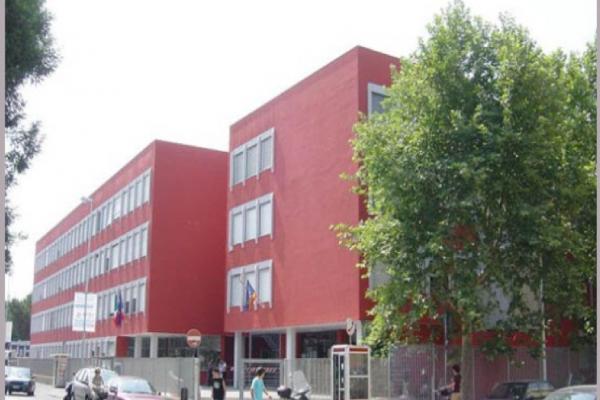 Facciata Liceo Cicognini