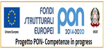 Progetto PON- Competenze in progress