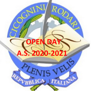 Open day a.s. 2020-21