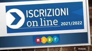 Iscrizioni 2021-2022
