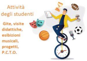 studenti attività